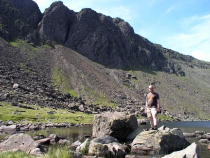 Dow Crag and Goats Water