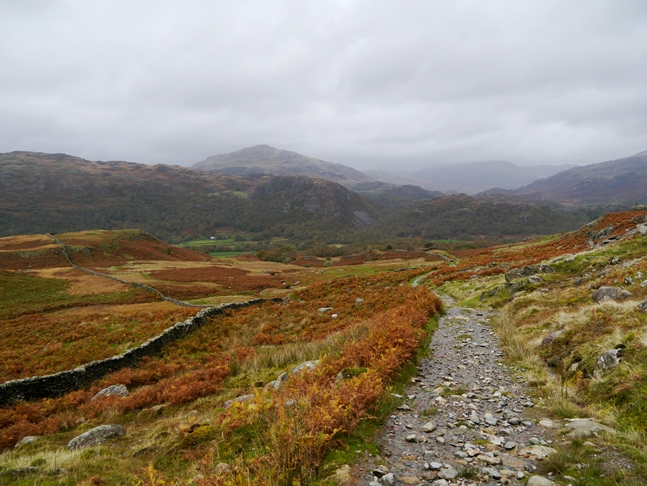 View of the Duddon valley