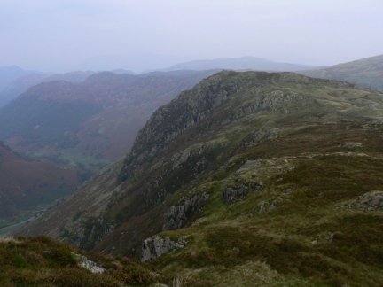 Eagle Crag from Sergeant's Crag