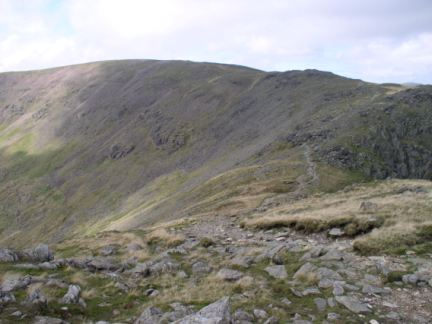 Fairfield from Hart Crag
