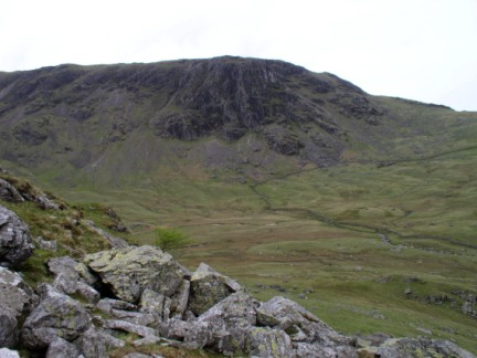 Looking across to Grey Knotts