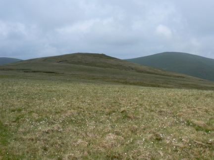 Hart Side from Birkett Fell