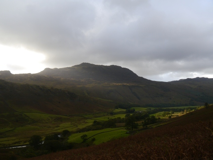 Harter Fell and Eskdale