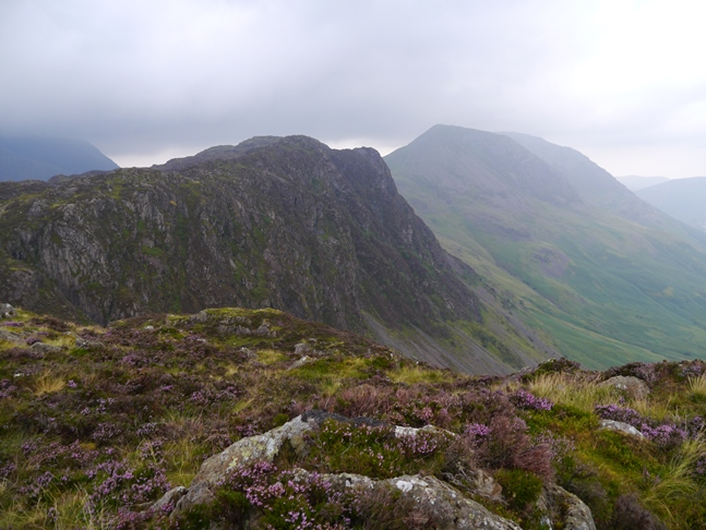 Haystacks from Green Crag
