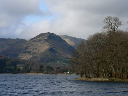 Helm Crag and Grasmere