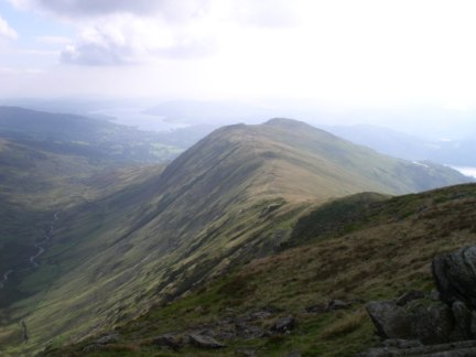 Heron Pike from High Rigg