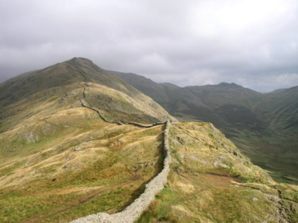 High Pike from Low Pike