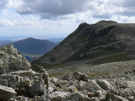 Ill Crag from Great End