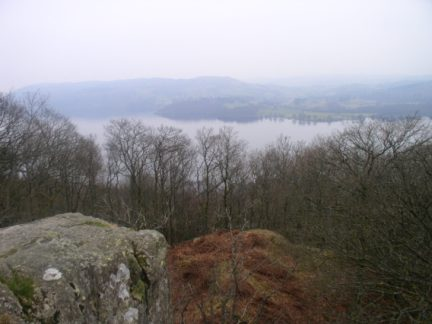 Windermere from Jenkyn Crag