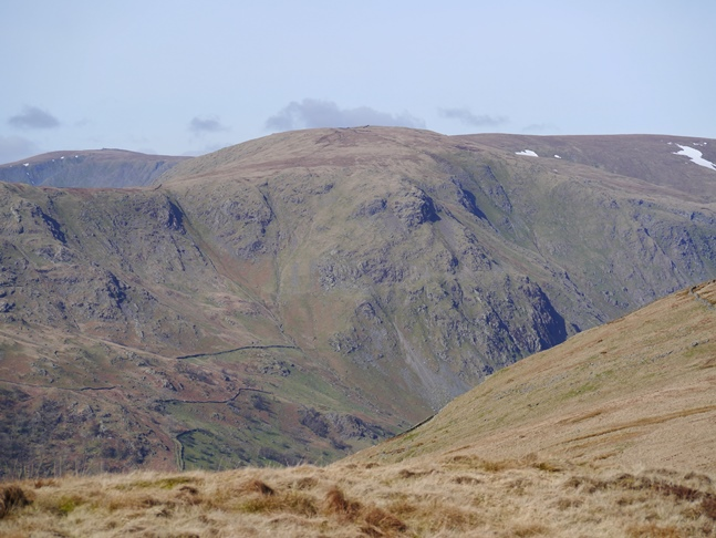 Kentmere Pike from Capplebarrow