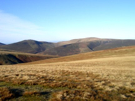 Great Calva and Knott