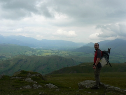 On Calfhow Pike