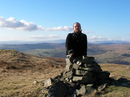 On Castle Fell