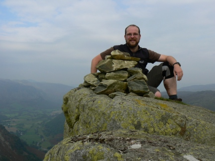 Perched on the top of Eagle Crag