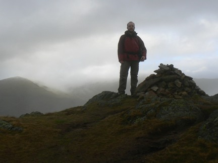 On the top of Gibson Knott