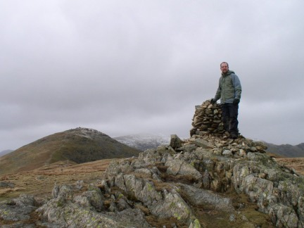 On the summit of Yoke