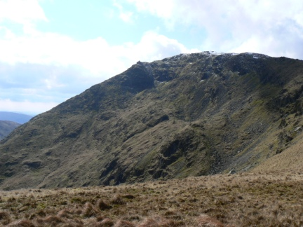 Red Screes from Middle Dodd