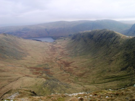 Rough Crag and Riggindale
