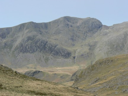 Scafell from Little Stand