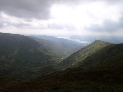 High Pike and Scandale