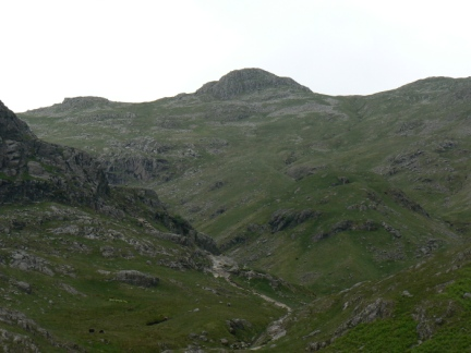 Sergeant Man from Stickle Tarn