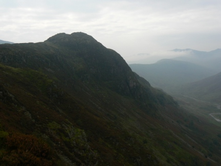 Sergeant's Crag from Eagle Crag