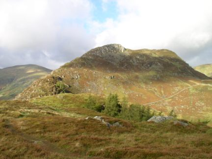Sheffield Pike from Glenridding Dodd