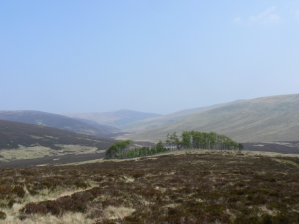Skiddaw House and the wilderness of Skiddaw Forest