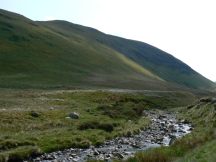 Souther Fell and the River Glenderamackin