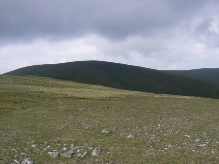 Stybarrow Dodd from Green Side
