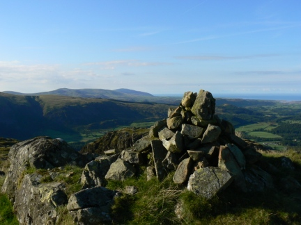 The top of Buckbarrow