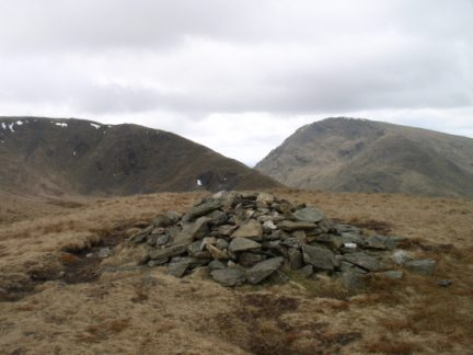 The top of Hartsop Dodd
