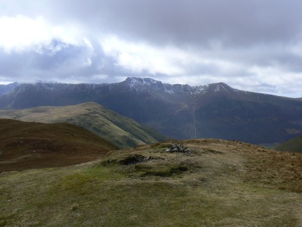 The top of Knott Rigg