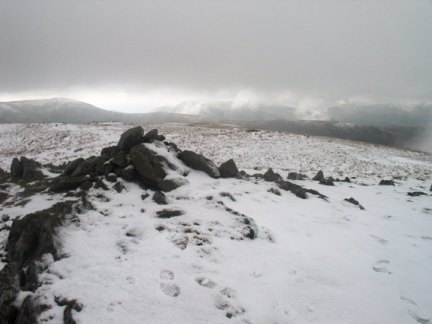 The top of Rampsgill Head