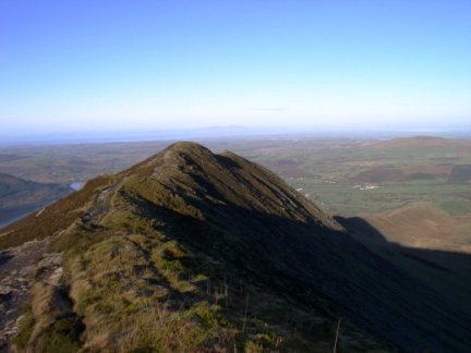Ullock Pike from Long Side