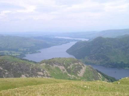 Ullswater from Birkhouse Moor
