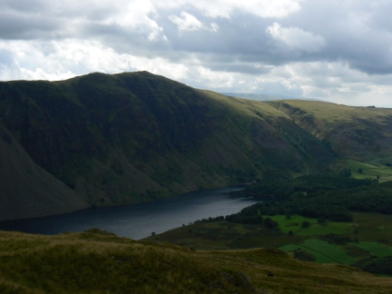 Whin Rigg and Wastwater