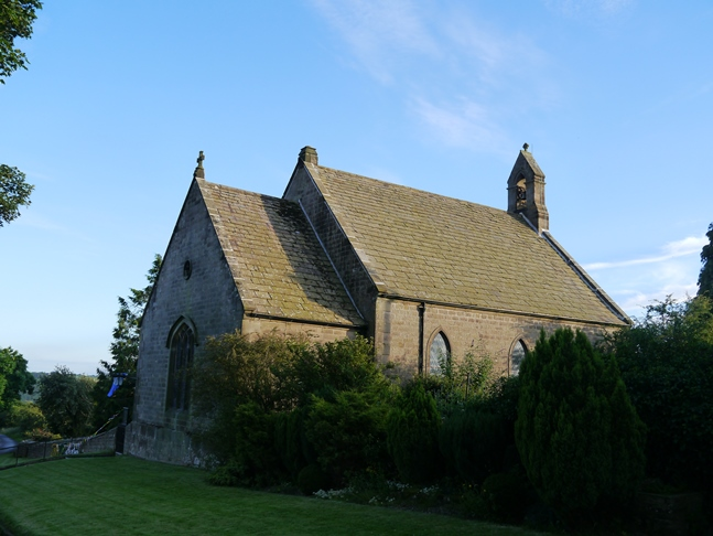 St. Jude's Church in Hartwith