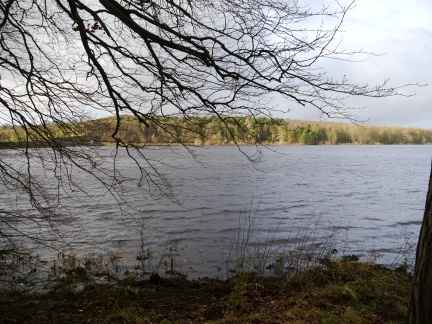 Another view of Swinsty Reservoir