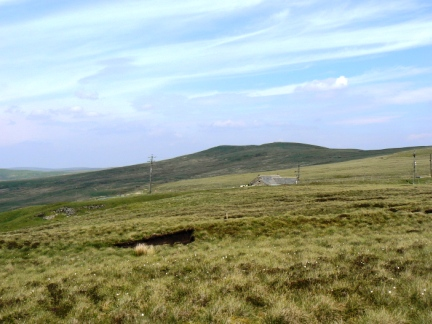 Black Fell and Hartside Height