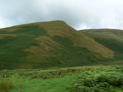 Brownber Hill from Great Rundale