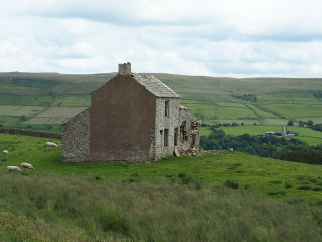 The ruins of High Bishopseat