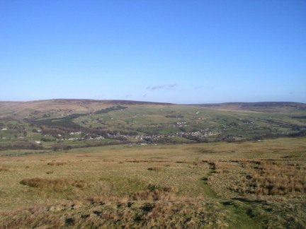 Monk's Moor and Middleton-in-Teesdale