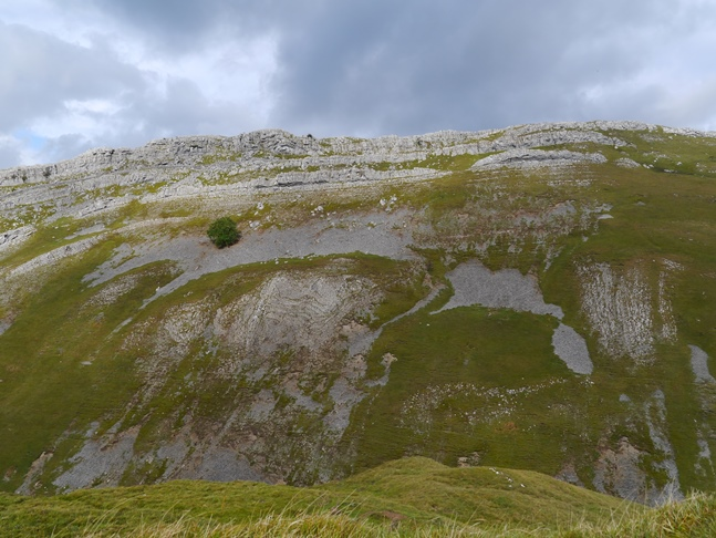 The steep slopes of Mount Ida from Barnarm Scar