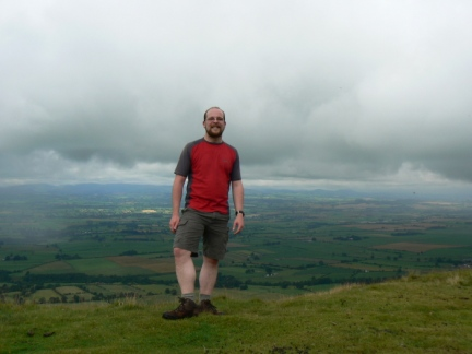 On Dufton Pike