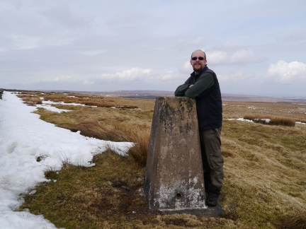 On the top of Hard Rigg
