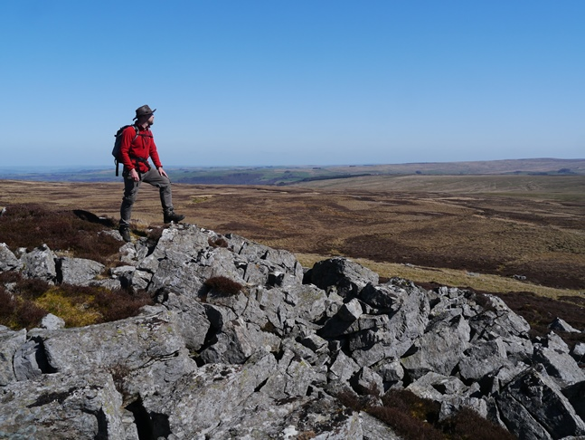 On the rash of stones on Whitfield Law