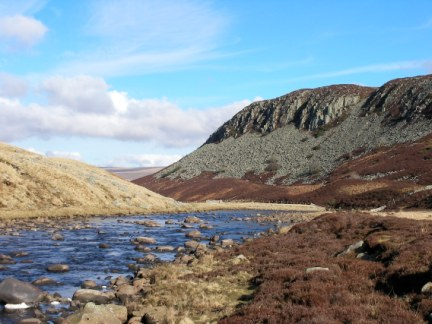 Raven Scar and the River Tees