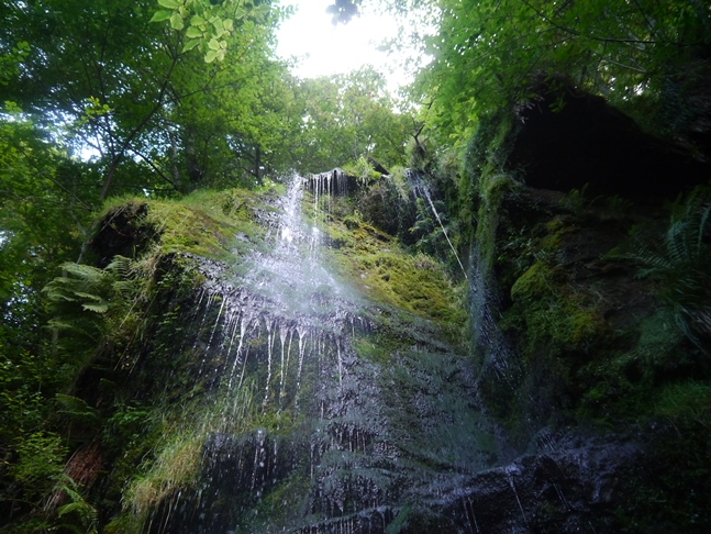 The beautiful Mallyan Spout