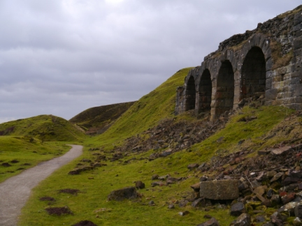The kilns on Rosedale Bank Top